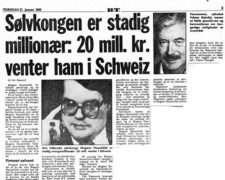 Kier Starmer and Geoffrey Robertson QC defended Hauschildt against Denmark in Strasbourg-Danish Injustice-SCE