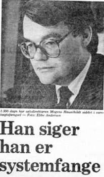 Lies, lies and lies again about Mogens Hauschildt-He is Innocent-Danish Injustice - Advokat John Korsø-Jensen-Hostage to injustice