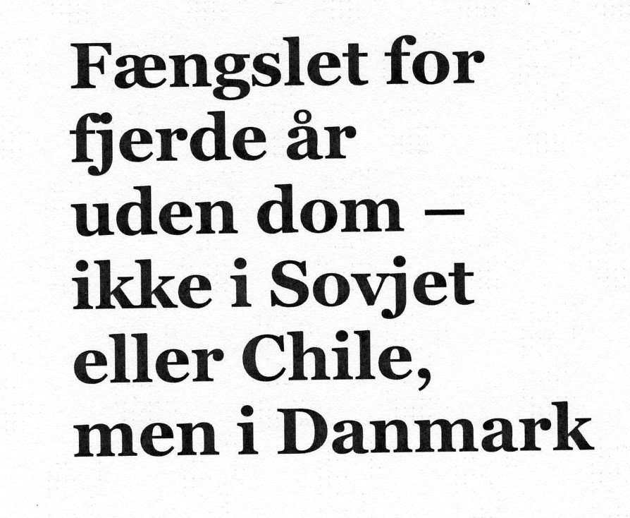Danish Statements (13)