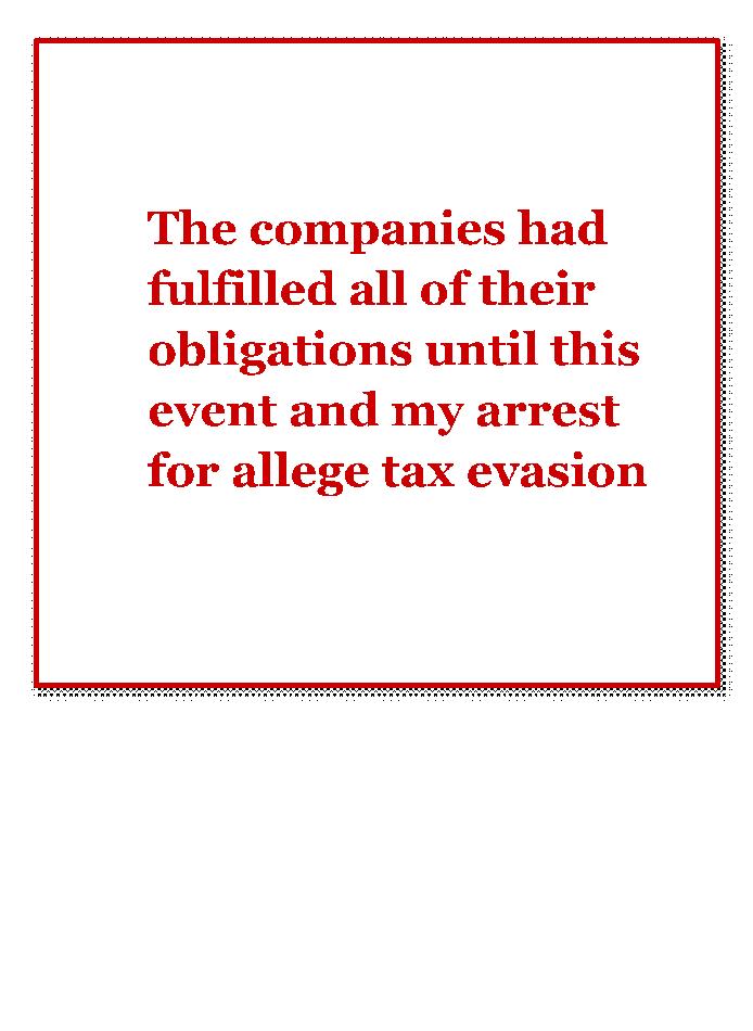 Fullfilled all