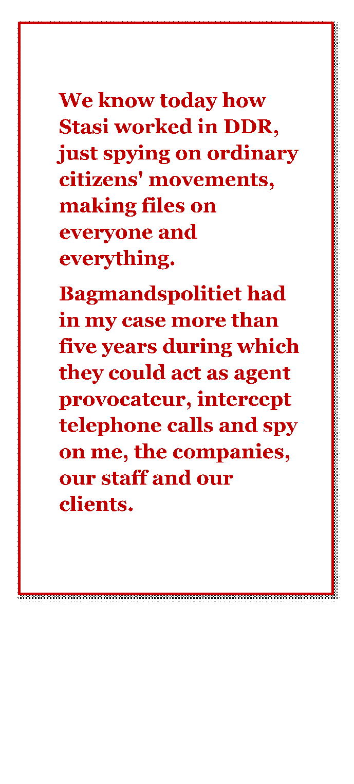 KGB and Stasi