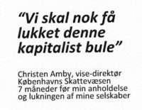 Byretsdommer Claus Larsen