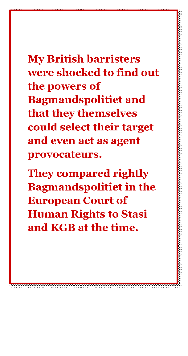 Stasi and KGB