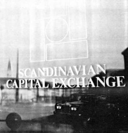 Scandinavian Capital Exchange an Investment Bank opposite Danish Borgen Parliament - Danish Injustice - wealth