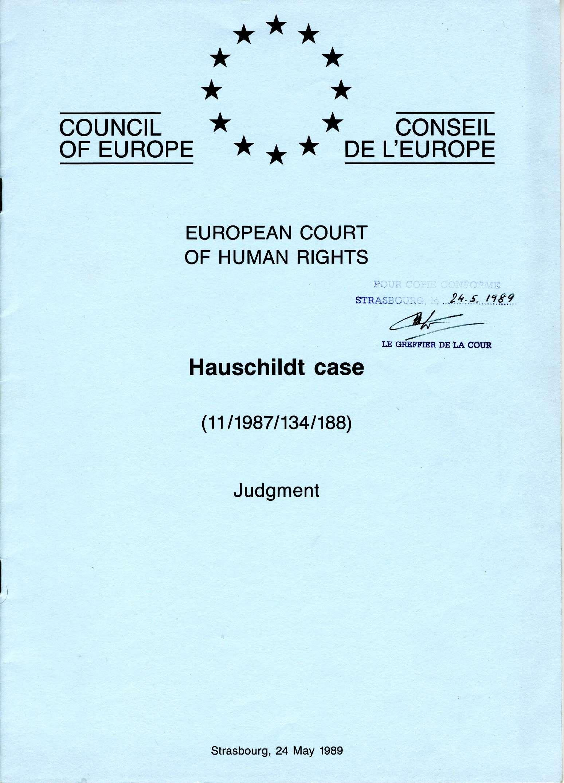 Hauschildt_The_Judgement_from_ECHR_ 24_May_1989